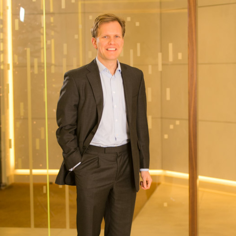 David Schlegel, Partner