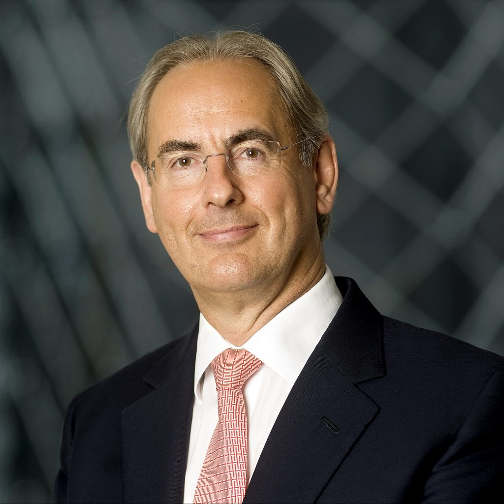 Harvey McGrath, Chair of Big Society Capital and Heart of the City