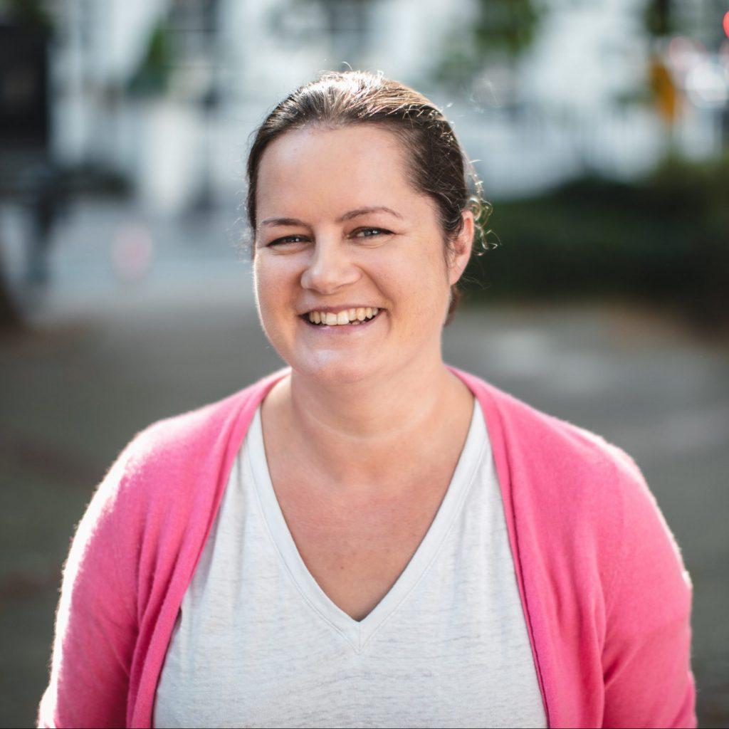 Millie Glennon, Head of HR