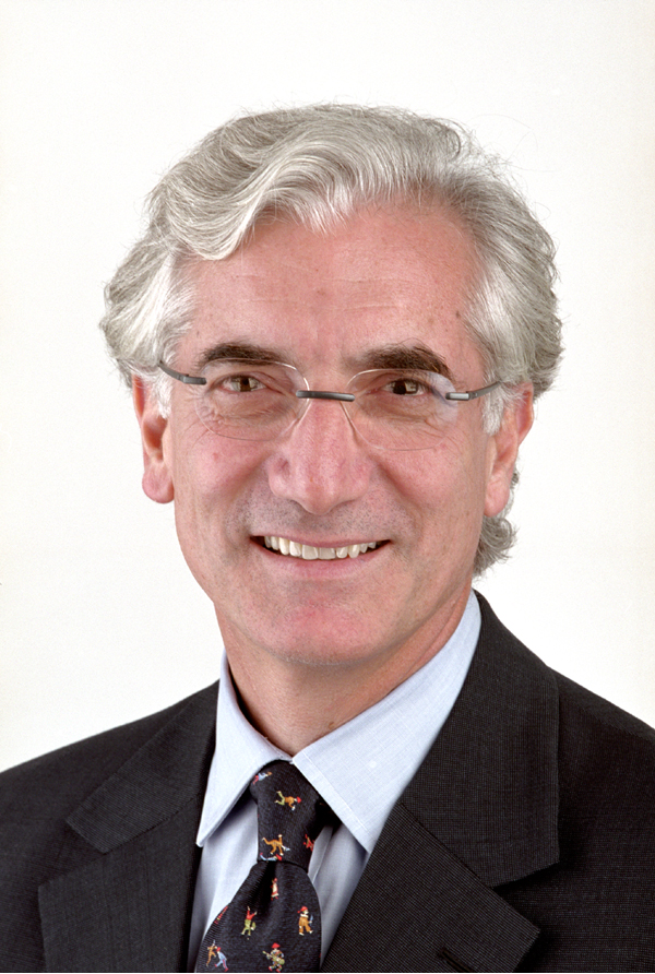 Sir Ronald Cohen, Chairman of the Global Social Impact Investment Steering Group and The Portland Trust