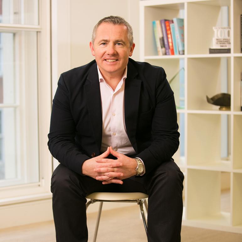 Steve Morrison, Partner & Chief Operating Officer