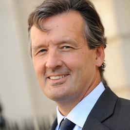 Nick O'Donohoe, Senior Adviser for Blended Finance at the Bill & Melinda Gates Foundation