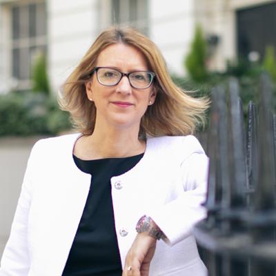 Michele Giddens, Co-founder & Partner