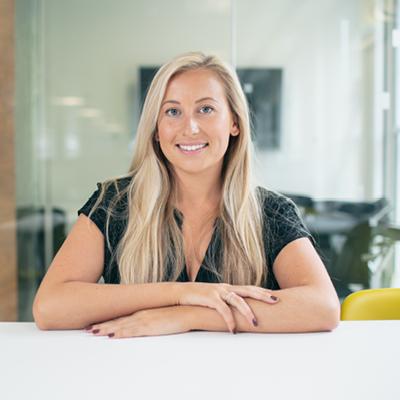 Abigail Williams, Senior Fund Accountant