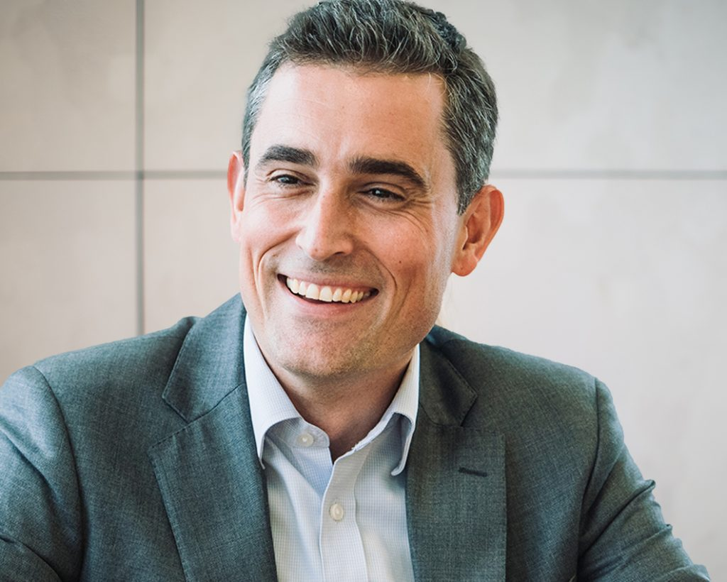 Tom Biddle, Partner, Head of Evergreen
