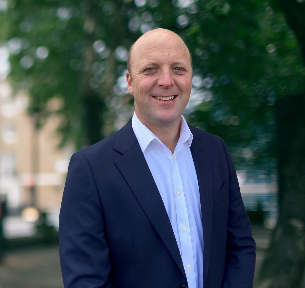 Freddie Richards, Investment Director, CarePlaces